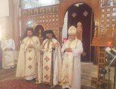 بطريرك الكاثوليك يترأس قداسا على روح شقيق أمين مجلس كنائس مصر