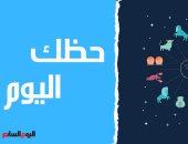 حظك اليوم وتوقعات الأبراج الخميس 27/2/2020 على الصعيد المهنى والعاطفى والصحى