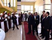 فيديو ..رئيس الوزراء يشهد احتفالية كبرى بأسوان لصرف تعويضات أهالى النوبة