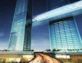 بتكلفة مليار دولار.. دبى تشيد أطول برج آفقى فى العالم على شكل H
