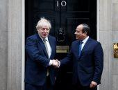 رئيس وزراء بريطانيا: رؤية السيسي التنموية حققت نجاحا اقتصاديا واجتماعيا