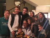 محمد فضل فى ذكرى وفاة والده: أنت فى مكان أحسن ومعاك ابنى وأمى واختى