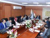 محافظ الإسكندرية : نعمل على تشجيع المستثمرين وضرورة توفير فرص عمل لآلاف الشباب