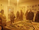 متحف النيل بأسوان يستقبل رحلة لأعضاء جمعية المحاربين القدماء وأسرهم