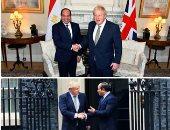 السفارة البريطانية بالقاهرة تبرز مشاركة الرئيس السيسى فى قمة الاستثمار بلندن