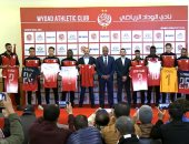 الوداد المغربى يقدم ديسابر لوسائل الإعلام مع 11 صفقة جديدة