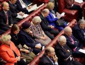 مجلس اللوردات البريطانى يناقش قانون انسحاب المملكة من الاتحاد الأوروبى