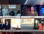 سفير مصر بلندن: جونسون وجه بالتعاون مع الحكومة المصرية لجذب استثمارات بريطانية