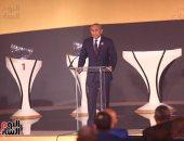 أحمد أحمد يعد بالشفافية والنزاهة فى قرعة تصفيات كأس العالم 2022