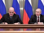 الاجتماع الأول للحكومة الروسية الجديدة بحضور الرئيس فلاديمير بوتين