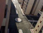 الانتهاء من تنفيذ مشروع 216 وحدة سكنية بالفرافرة بتكلفة 30 مليون جنيه