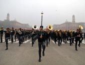 احتشاد آلاف المواطنين فى شوارع نيودلهى للاحتفال بيوم الجمهورية