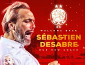 رسميا.. ديسابر مديرا فنيا للوداد المغربى