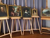 ألمانيا تستعيد 5 لوحات فنية سرقت عام 1979.. اعرف الحكاية