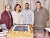 """استئناف تصوير فيلم """"مش أنا"""" لتامر حسني أول الشهر المقبل"""