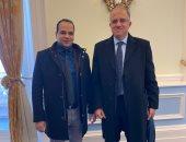 فيديو.. رئيس اتحاد الصناعات يكشف من لندن مجالات الاستثمار بين مصر وبريطانيا