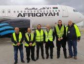 """إشادة أفريقية بالخدمات الأرضية المقدمة من """"مصر للطيران"""" في مطار برج العرب"""