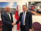 وزير النقل: نخطط لتوطين صناعة عربات المونوريل والسكة والحديد والمترو بمصر