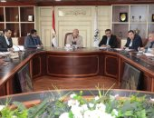 محافظ بنى سويف: الموافقة على 45 طلبا لتقنين أراضي أملاك الدولة