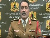 """المسماري: شركة طيران تابعة لـ""""عبد الحكيم بلحاج"""" نقلت الميليشيا إلى ليبيا"""