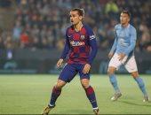 """إيبيزا ضد برشلونة.. جريزمان ينقذ البارسا من ورطة كأس إسبانيا """"فيديو"""""""