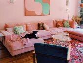 اللون الوردي مسيطر فى 2020.. اتعلمى إزاى تختاريه فى ديكورات بيتك