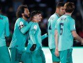 """سالامنكا ضد ريال مدريد.. الملكي يفلت من مفاجأت كأس إسبانيا بفوز صعب """"فيديو"""""""