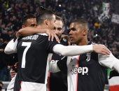 "يوفنتوس ضد روما.. اليوفى يتأهل لنصف نهائى كأس إيطاليا ""فيديو"""