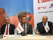 كانون تعقد شراكتين جديدتين وتوسع أعمالها داخل السوق المصرى