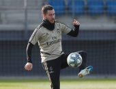 هازارد يستعد للظهور الأول مع ريال مدريد بعد غياب 82 يوما ضد سلتا فيجو