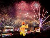 سنغافورة وإندونيسيا يحتفلان برأس السنة الصينية وسط مخاوف من فيروس كورونا