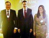 وزيرا التعاون الدولى والبترول يبحثان التعاون مع البنك الإسلامى للتنمية