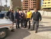 محافظة القاهرة: إنشاء 2 كوبرى شرق مدينة نصر ونقل موقف الألف مسكن