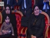تعرف على أسماء أسر الشهداء المكرمين من الرئيس بحفل عيد الشرطة