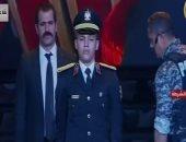 """فيديو..""""اللى خلف مامتش"""" نجل الشهيد وائل طاحون: هنفضل نحمى بلدنا وتحيا مصر"""
