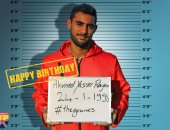 الجونة يحتفل بعيد ميلاد رضا شحاتة وأحمد ياسر ريان وليلة