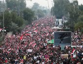 الجيش العراقى: لا نية لإنهاء التظاهرات بعد تشكيل الحكومة