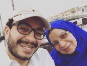 تعرف على رسالة حسام داغر لوالدته الراحلة في عيد ميلادها .. صور