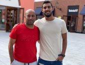 أحمد ياسر ريان يحتفل بعيد ميلاده الـ22