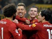 كل أهداف الخميس.. أتلتيكو مدريد يودع الكأس وفيرمينو ينقد ليفربول
