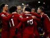 ليفربول يقترب خطوة جديدة من الدورى الإنجليزى بفوز مثير على وولفرهامبتون