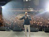 بعد طرحه هيعيش يفتكرني.. عمرو دياب يحيى حفلا غنائيا فى جدة 7 فبراير
