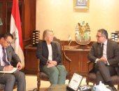 وزير السياحة والأثار يبحث مع اليونسكو إدراج أديرة وادى النطرون لمواقع التراث