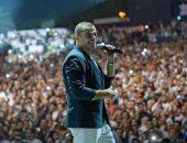 نفاد تذاكر حفل عمرو دياب فى جدة