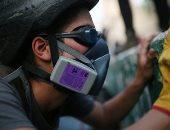 تجدد الاشتباكات بين المتظاهرين وقوات الأمن فى تشيلى