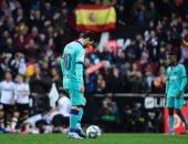 فالنسيا ضد برشلونة.. البارسا يسقط للمرة الأولى مع كيكى سيتين بثنائية.. فيديو
