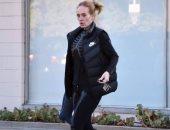 "عاملة شعرها ""زعرورة"".. Adele في أحدث ظهور لها بعد فقدان وزنها"