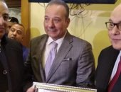 رئيس الوفد يهنئ رجال الشرطة بالعيد الوطنى..وحزب الغد يكرم أسر الشهداء