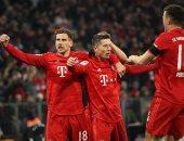 بايرن ميونخ يصطدم بشالكة فى ربع نهائي كأس ألمانيا