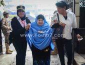 5 صور ترصد الأمن الإنساني للعيون الساهرة في ذكرى عيد الشرطة